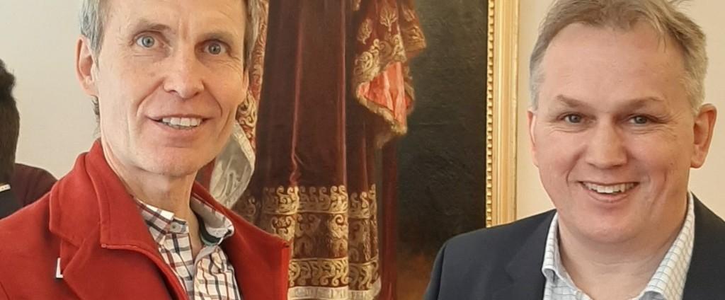 Christian Bauer u. Josef Maria Schuster